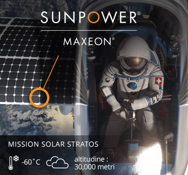 SUNPOWER MAXEON 400W