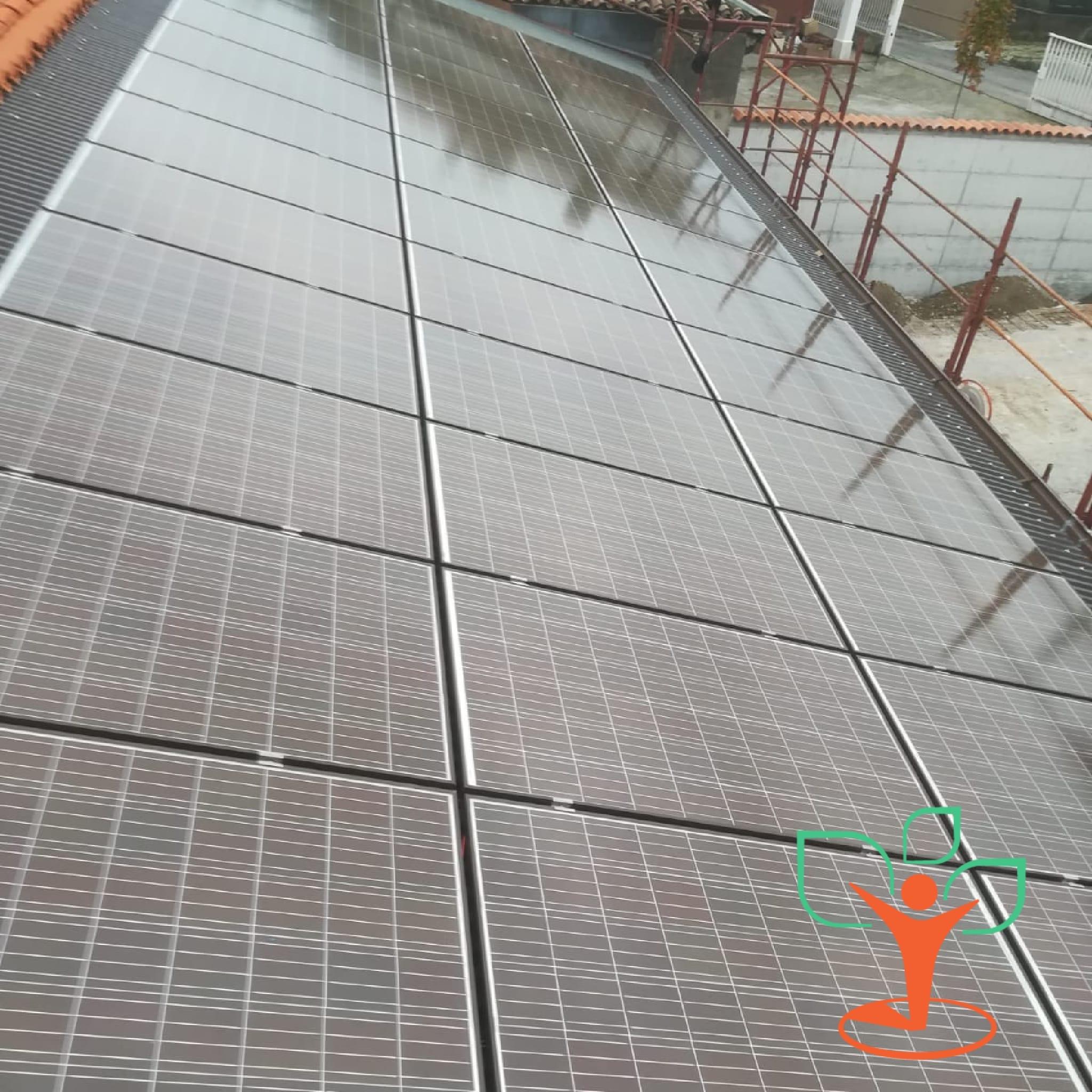 Installazione impianto fotovoltaico Tile Red da 10 kWp a Rovato (BS)