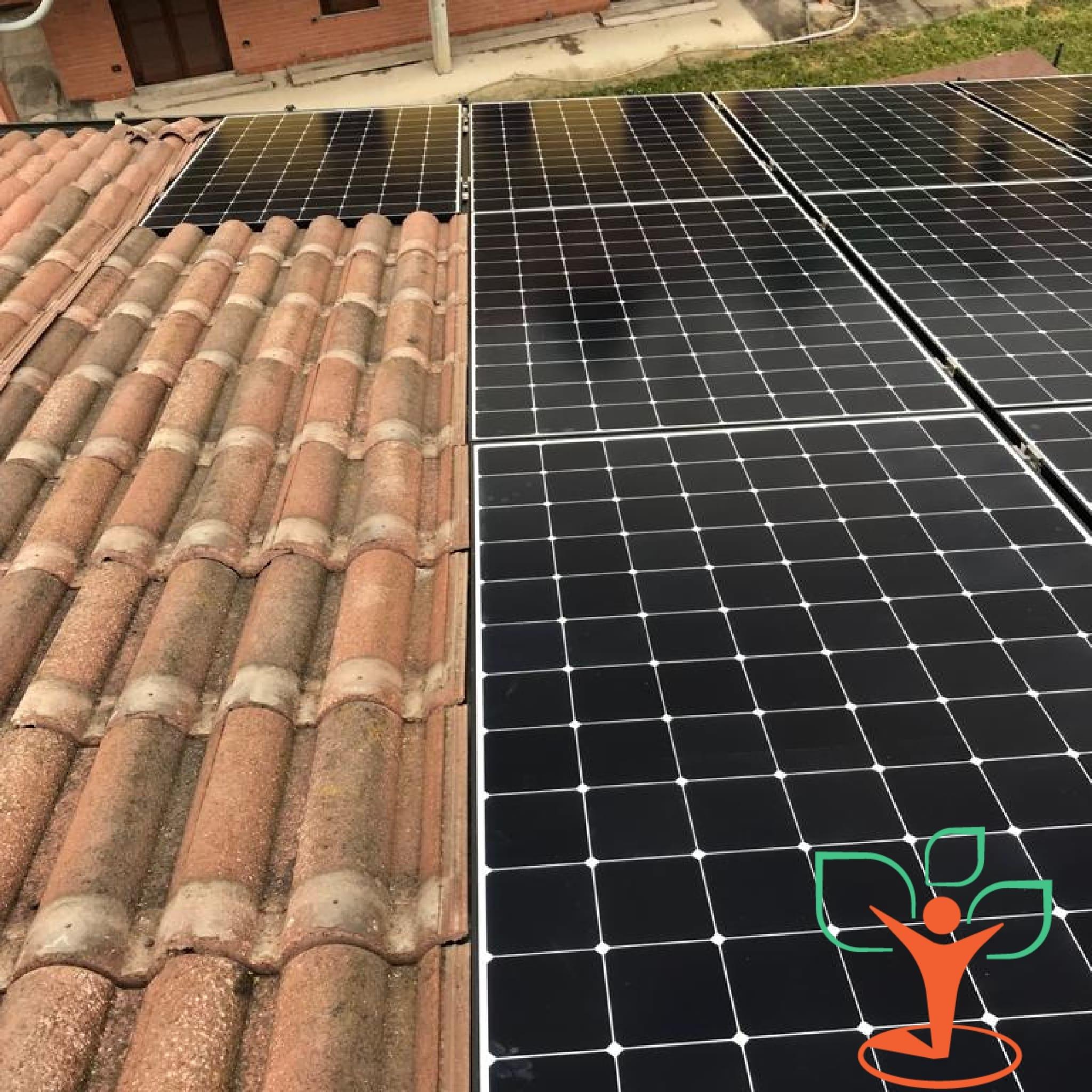 Revamping impianto fotovoltaico a Galgagnano (LO)