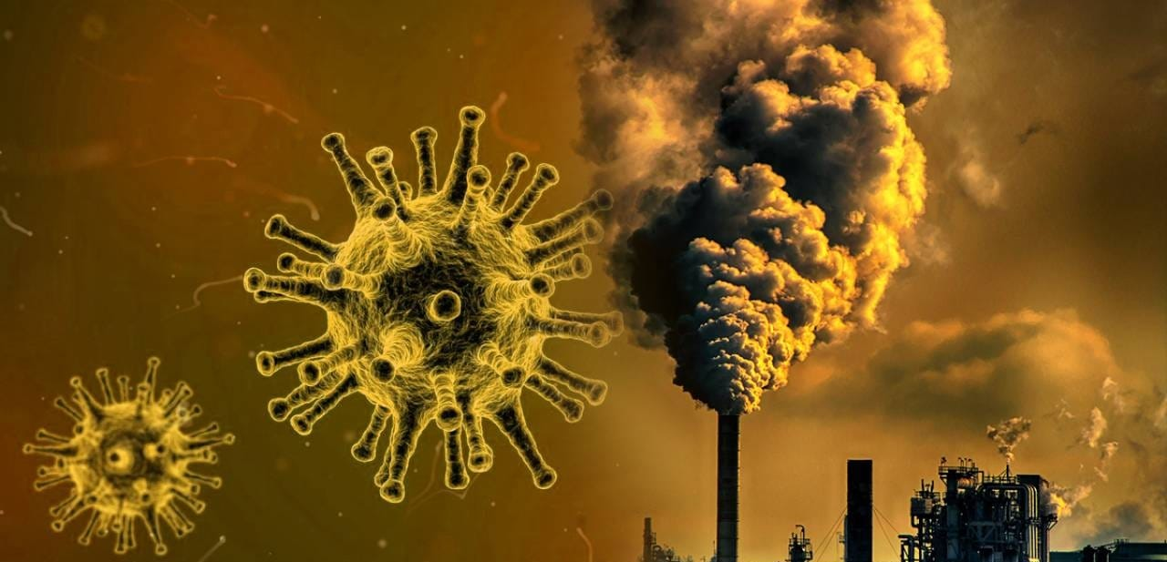 Coronavirus e inquinamento