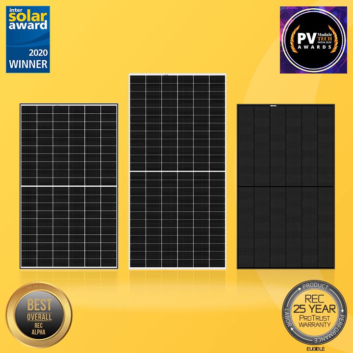 Rec Alpha: l'avanguardia per sfruttare appieno l'energia solare