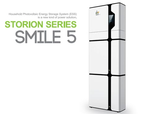 Smile5 Storage – Alpha ESS  –  ALL in ONE